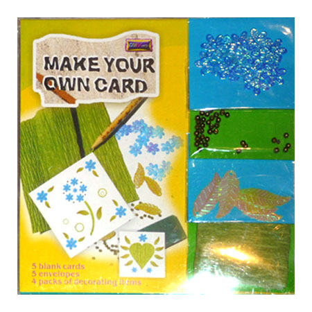 Make Your Own Card - Gul - 51401
